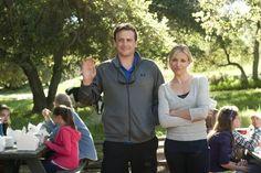 Cameron Diaz and Jason Segel in Bad Teacher (2011)