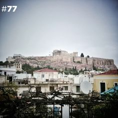 Acropolis, Athens, Rooftop, Paris Skyline, Greece, Mansions, House Styles, City, Travel
