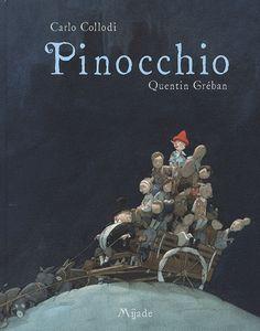 Pinocchio (Carlo Collodi) - Quentin Gréban (2010)