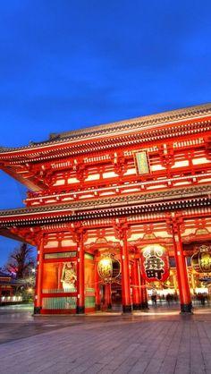 Sensō-ji Temple, Asakusa, Tokyo | PicsVisit