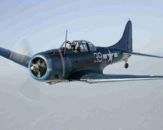 World War II: Douglas SBD Dauntless