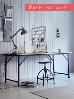 French By Design: home office Interior Work, Interior Design, Home Office Space, Office Spaces, Corner Office, Minimalist Home, Home Goods, Furniture Design, Sweet Home