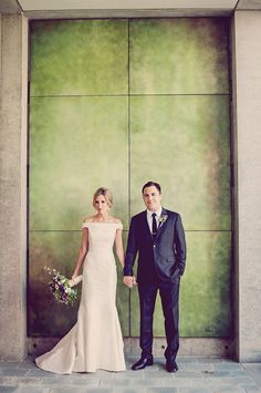 Modern + Playful Los Angeles, California Wedding | Images by Kim Fox Photography