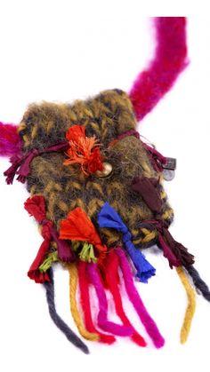 Accessories : Necklace Mountain Secret TMcollection Fall-Winter 2015 [Entre Serras] - Handmade