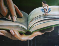 Saskia Kunz, Acryl auf Pappe, 120 x 90 cm