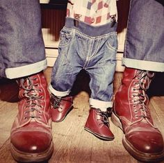 (^o^) From father to son