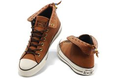 ecdaf041998f cool design Tawny Christmas all star converse turndown lc oxen brown mat Led