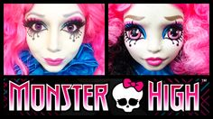 Hey my beautiful shining stars! So excited to team up with Monster High and bring you this Freak du Chic series! Here is my Rochelle Goyle look; I was inspir...