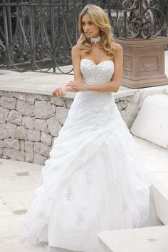 Brautmode 2012 von Ladybird - Cécile DAS würd ich gerne anprobieren!!