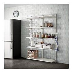 Closet Systems - ALGOT system - IKEA