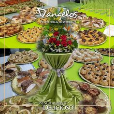 Haz de tu evento un momento inolvidable  D'angelos #Catering te ofrece la calidad y sabor en #Guayana que deseas.  En nuestro perfil encuentras las opciones de contacto.  #SencillamenteDelicioso  #Guayana  #puertoordaz  #gastronomía  #gourmet  #menú  #postres  #bodas  #celebraciones  #cumpleaños  #desserts  #tortas  #pasteles  #cake  #instafood  #sweet  @dangeloscafe