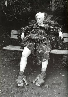 Dame Vivienne Westwood: Iconic British fashion designer and activist.