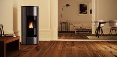 subtle room heaters, caminetti e stufe Ecofire Lola 9 Kw - ecofire pal aria Palazzetti