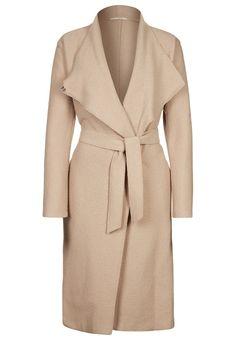 Filippa K - INES - Classic coat - brown