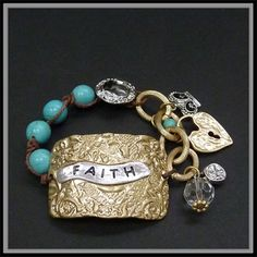 Faith Trendy Bracelet