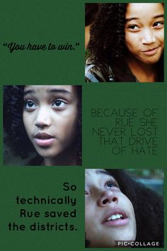 Rue saved the districts
