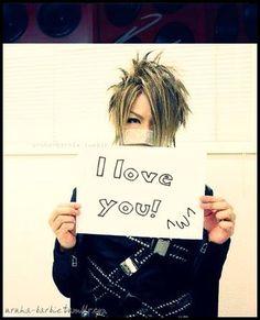 Love you too....