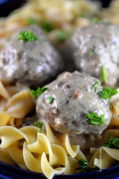 Swedish meatballs make a delicious dish served as an appetizer or as a main meal. This family recipe is made from scratch and is a favorite!