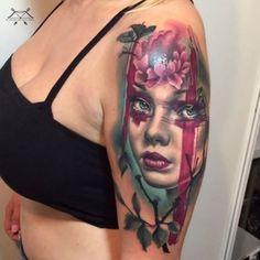 Artist: Charly Huurman #inkspiration #illustration #abstracttatto #realismtattoo #tattoo #tattooed #ink #inked #tattoocollective #tattooaddicts #tattooworkers #tattooartist #bodyart #tattooedgirl #skinartmag #skinart_mag #thebestspaintattooartists #realismtattoos #tattoo #tattooed #ink #inked #tattoocollective #tattooaddicts #tattooworkers #tattooartist #bodyart #tattooworld #tattooart #skinartmag #pinkterest #inkedup #thebestspaintattooartists #valenciatattoos #tatuajesvalencia