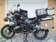 Bmw Adventure Bike, Gs 1200 Adventure, Bike Bmw, Moto Bike, Gs 1200 Bmw, Trail Motorcycle, Bmw Motorbikes, Bike Stickers, Super Bikes