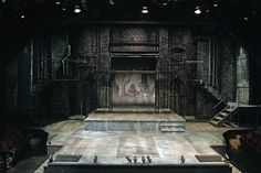 Sweeney Todd | Cygnet Theatre | Directed by Sean Murray | Scenic Design by Sean Fanning