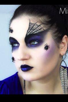 Resultado de imagen de gothic make up for halloween flapper