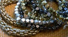 Fair trade bracelets - great texture.  Made in India.  Sold @ #LFMustardSeed