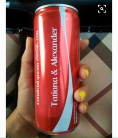Love the saga of Tatiana and Alexander, and Coke! Red Bull, Canning, Coke, Saga, Nerdy, Hilarious, Fandoms, Awesome, Winter