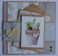 Nog een lente kaartje....voor de Challenge van MD en de sketch is van Kaartenshowroom De Schatkist... Ik heb de volgende materialen ...