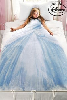 Buy Cinderella Cotton Bed Set from the Next UK online shop