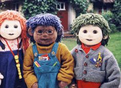 Tilly, Tom, and Tiny --- I remember this show!!! Super cute! I miss those good show growing up.