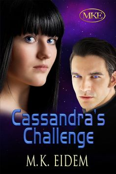 #Books #SciFiRomance | Cassandra's Challenge (The Imperial Series Book 1), by M.K. Eidem