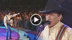 Some Kings wear crowns. Only one wears a cowboy hat, and that is The King of Country, George Strait! We've found an amazing video of The King...