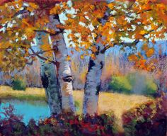 Annie Gould Pastels : Paintings