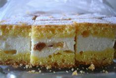 Prăjitură cu brânză dulce de vaci și stafide — simplă, rapidă și delicioasă. Copiii o adoră!