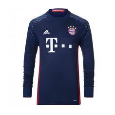 #Bayern München 16-17 Målvakt Hemmatröja Långärmad,304,73KR,shirtshopservice@gmail.com
