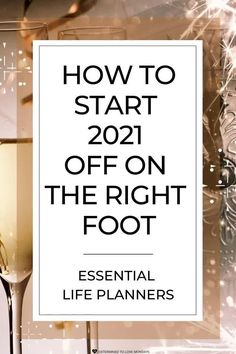 Here's how to start 2021 off on the right foot! #newyearsresolutions #haplynewyear #happynewyear #howtokeepaplanner