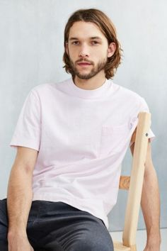 Urban Outfitters Box Mock-Neck Tee - Urban Outfitters