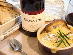 Check out this exclusive recipe from Clos du Bois for French Onion Soup paired with Clos du Bois Pinot Noir. Answer today's trivia question for a chance to win!