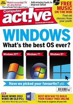 Computeractive UK - Issue 411 English | 76 pages | True PDF | 21.00 Mb