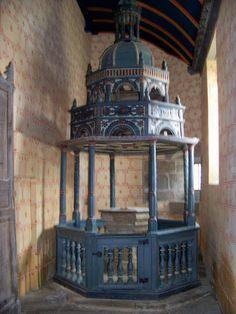 Le batisphère de Sizun.