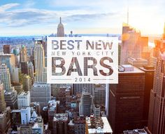 Best bar openings in 2014 (Fool's Gold and Boiler Maker)