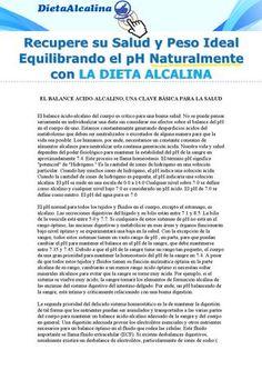 Sanar y Adelgazar con La Dieta Alcalina PDF, Libro de Gabriel Gaviña