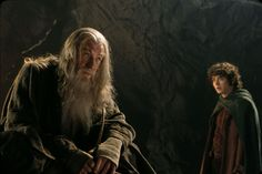 Gandalf: Many that live deserve death. Some that die deserve life. Can you give it to them, Frodo? Do not be too eager to deal out death in judgment. Even the very wise cannot see all ends.[The Lord of the Rings: The Fellowship of the Ring] [In the picture: Ian McKellen as Gandalf & Elijah Wood as Frodo]