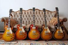 Gibson Les Paul Electric Guitars