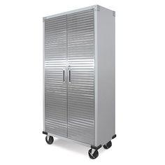 For bathroom  Seville Classics UltraHD Full Door Storage Cabinet