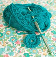 Learn How to Crochet; Personally this is beyond me but I know I have some friends that will benifit from the section on guage. So confusing yet so beautiful.