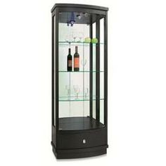 turn it into a wine cabinet