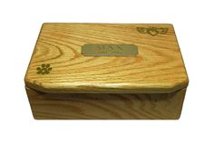 Momentary Paws Artisan Personalized 'Paw-fect Cat Angel' Memory Keepsake Box for Cat Lovers / Cat Loss - Handmade from Solid Oak with Cat Paw and Heart and Angel Wings Memorial Motif, Made and Sourced in the USA -- Don't get left behind, see this great  product (This is an amazon affiliate link. I may earn commission from it)