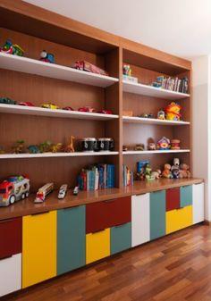 Ambientes de fantasia, brinquedotecas são sonhos de pais e filhos - Casa e Decoração - UOL Mulher
